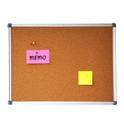 Prikbord kurk 30x45 cm