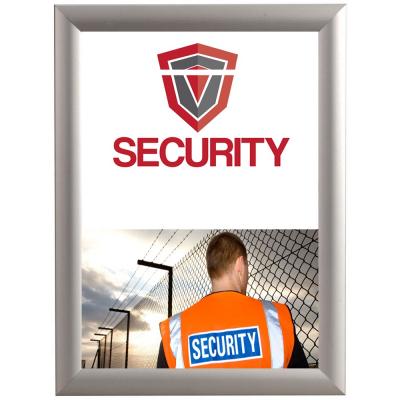 a4 kliklijst security