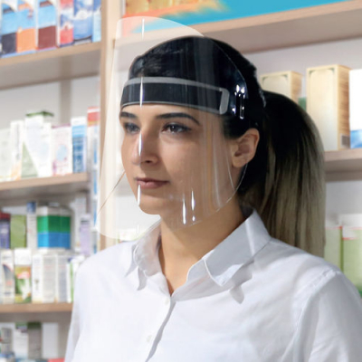 Preventie gezichtsmasker