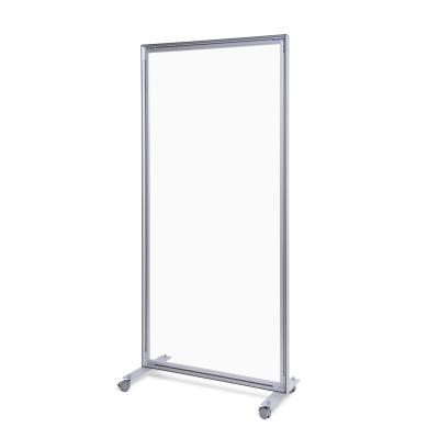 Acrylglas Scheidingswand 80 x 180 cm